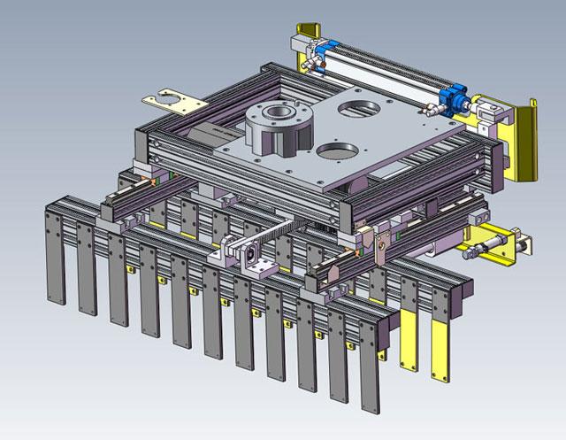 MULTIGRIP® : Préhenseur pour robot de palettisation