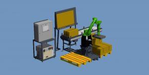 Robot de palettisation collaborative Cobotpal®