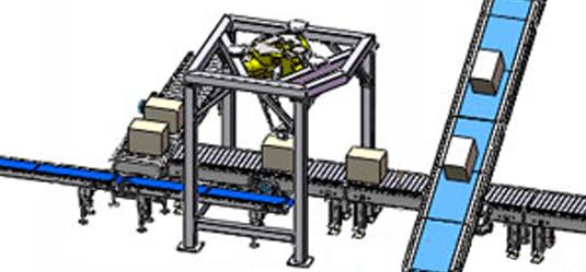 Solutions d'Encaissage Robotisé Promalyon